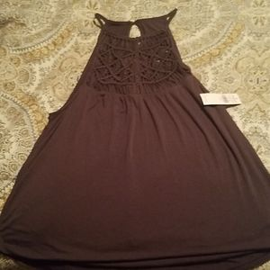 American Eagle outfitters medium brown tank